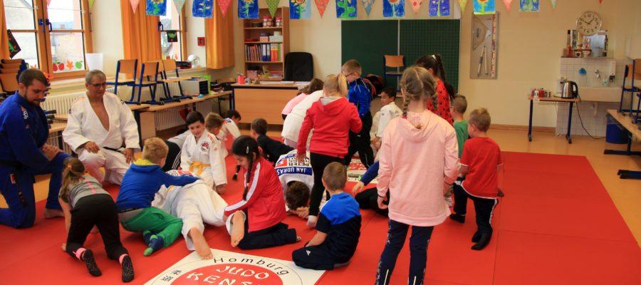 """Projekt """"Schule und Verein"""" machte sehr viel Spaß."""