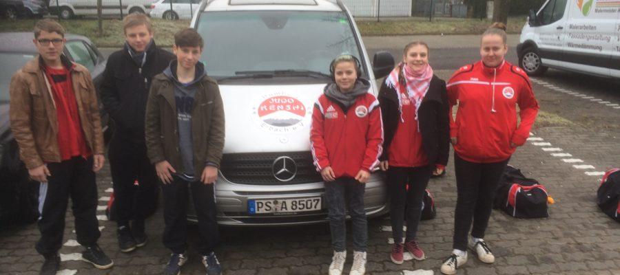 JKHE bei der südwestdeutschen Meisterschaft in Maintal Hessen