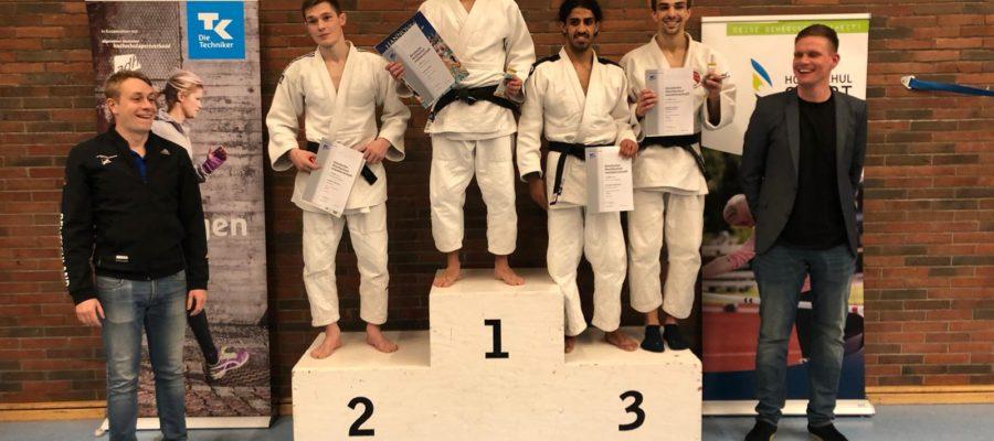 Gregor Zimmermeier gewinnt Bronze bei der Deutschen Hochschulmeisterschaft