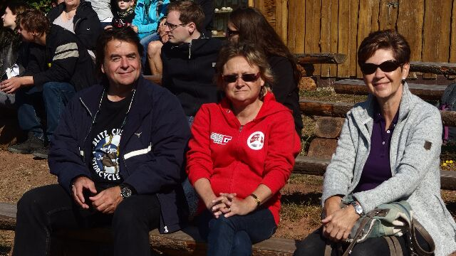 Diesjährige Herbstwanderung ging zum Naturpark in Freisen