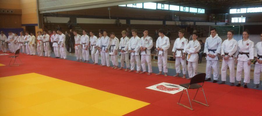 Gelungene Saarlandmeisterschaft im Sportzentrum Erbach