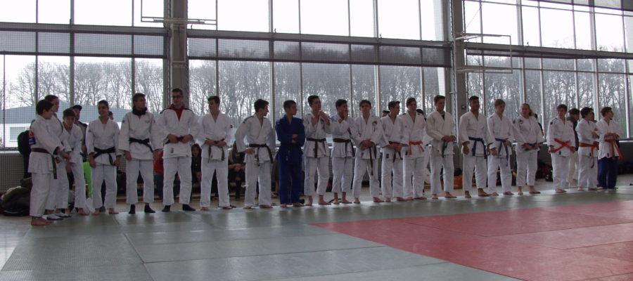 7 Saarlandmeistertitel für Judo Kenshi Athleten